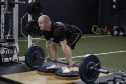 Deficit Deadlifts - exercises to improve deadlift strength