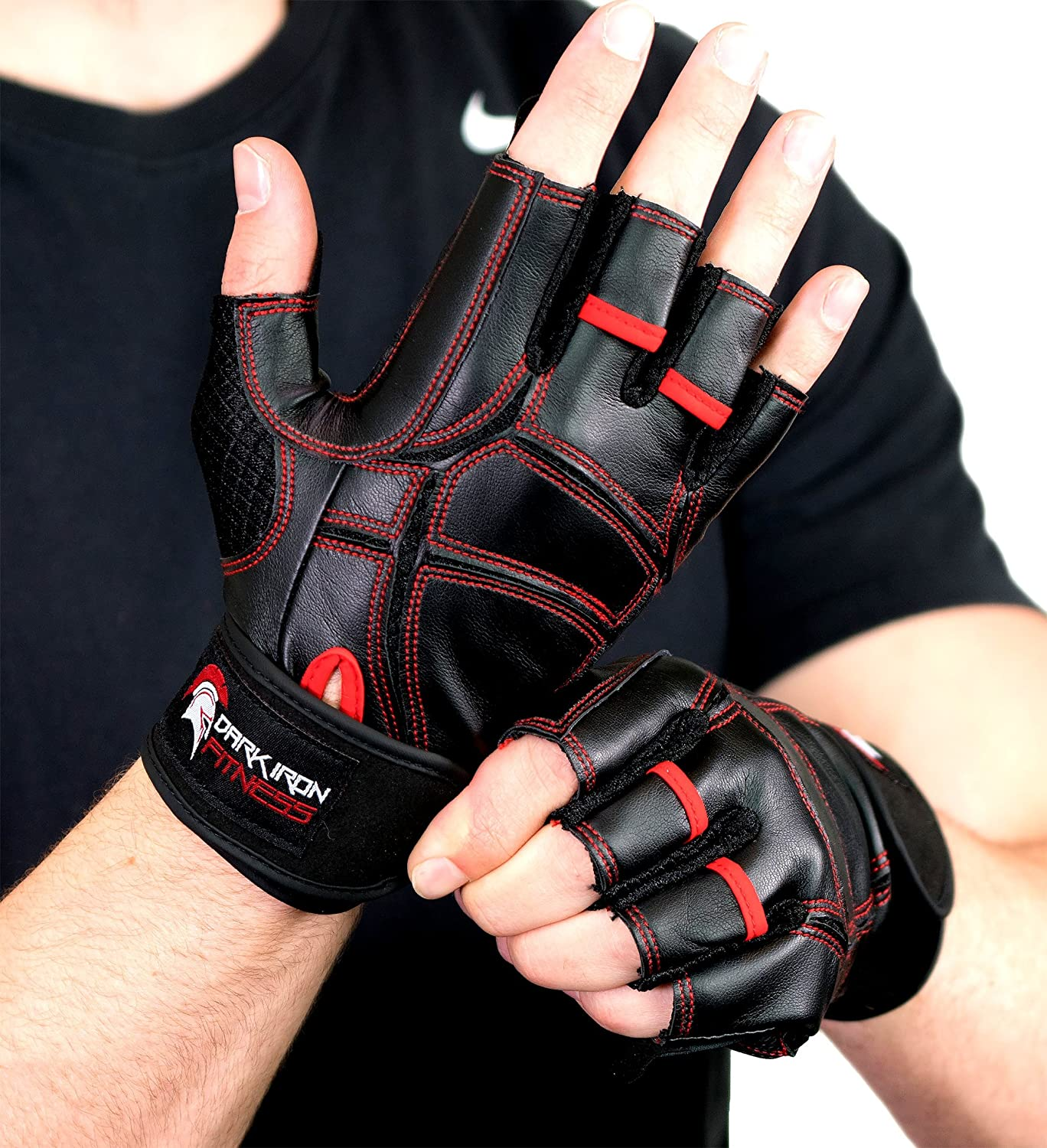 What are the Benefits of Wrist Curls? - Dark Iron Fitness Leather Gym Gloves