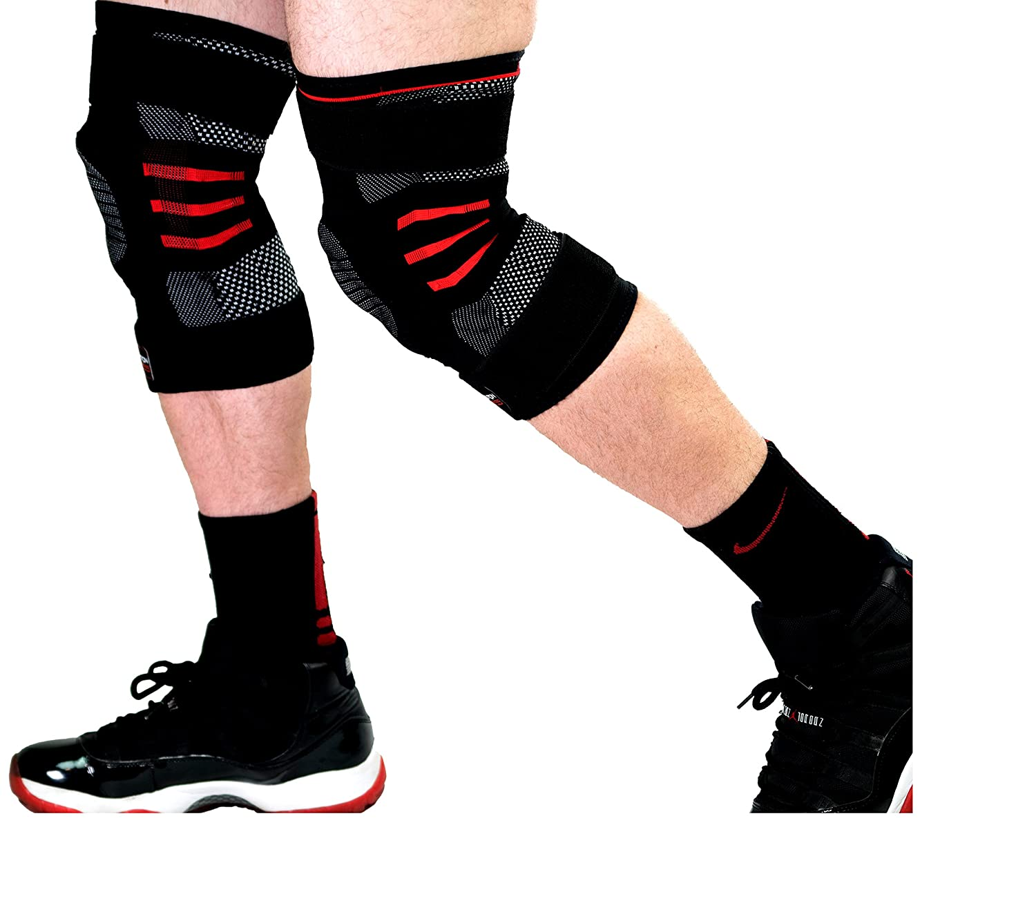 Low Impact Exercise Benefits | Safe & Smart Fitness - Dark Iron Fitness Knee Sleeves